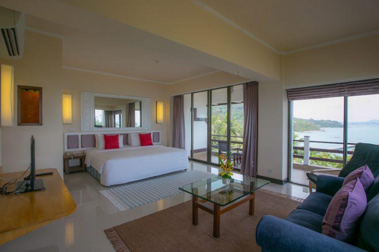 Rayong Resort : Presidential Suite Seaview Room