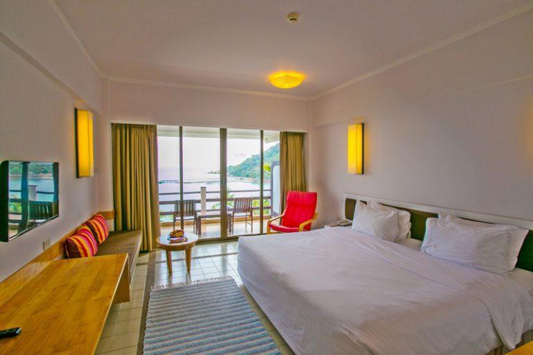 Rayong Resort : Premier Seaview Room