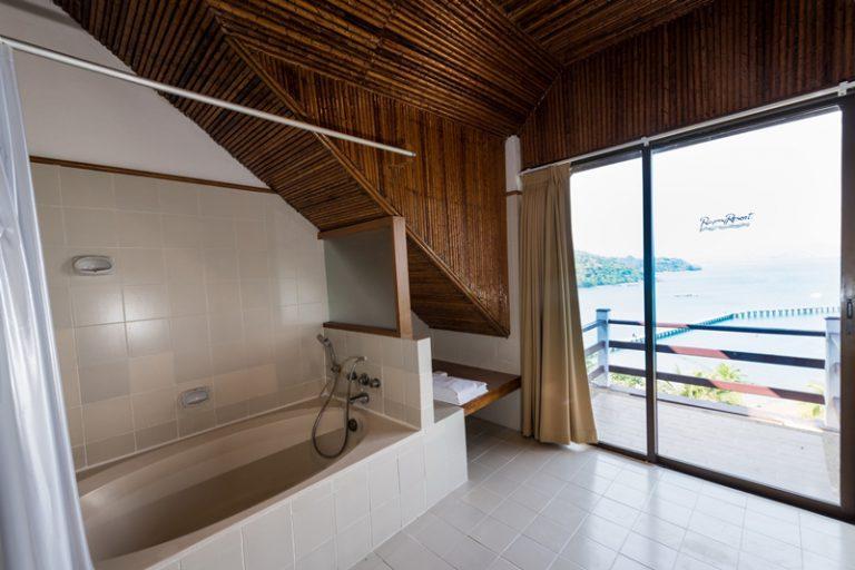 ระยองรีสอร์ท : ห้องจูเนียร์ สวีท วิวทะเล