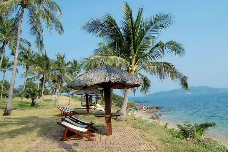 Rayong Resort : Beach View