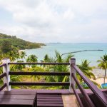 Rayong Resort : Premier Triple Seaview Room – Modern Interior