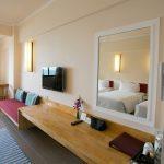ระยองรีสอร์ท : ห้องดีลักซ์ทริปเปิ้ล วิวทะเล – แบบสมัยใหม่