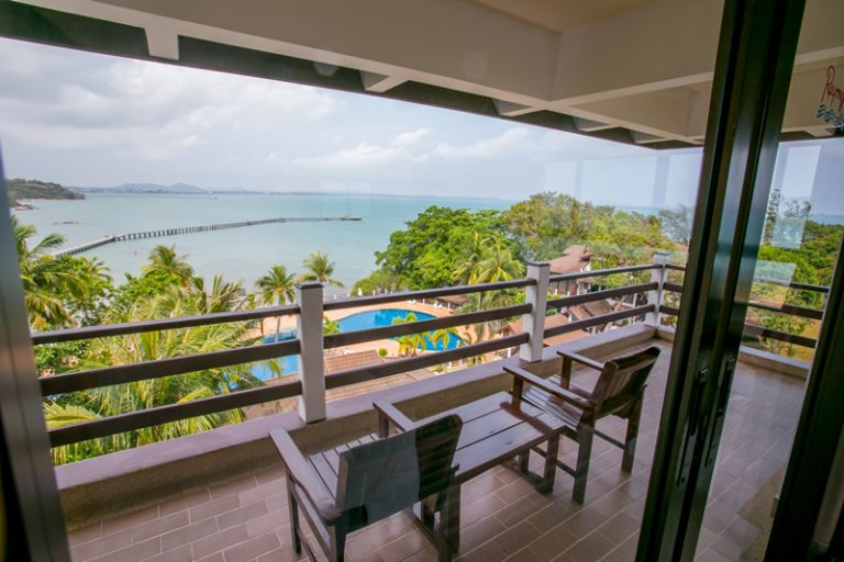Rayong Resort : Presidential Suite Seaview