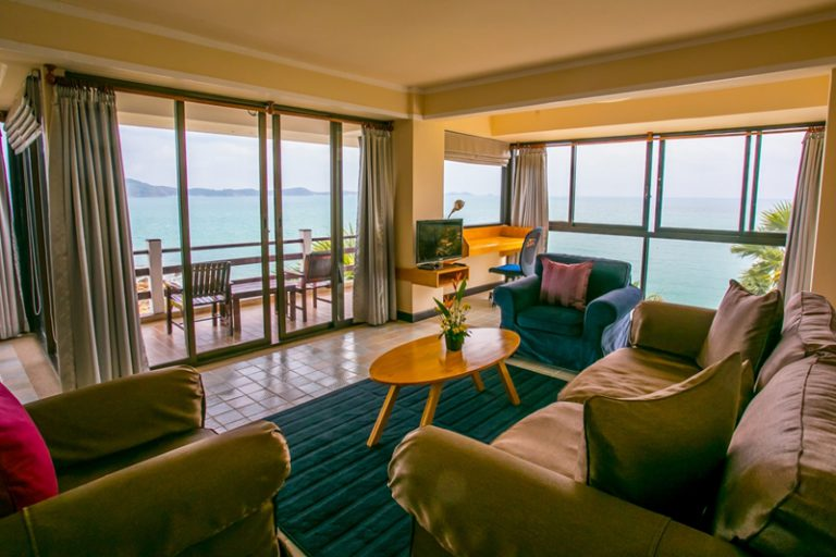 Rayong Resort : Premier Suite Seaview
