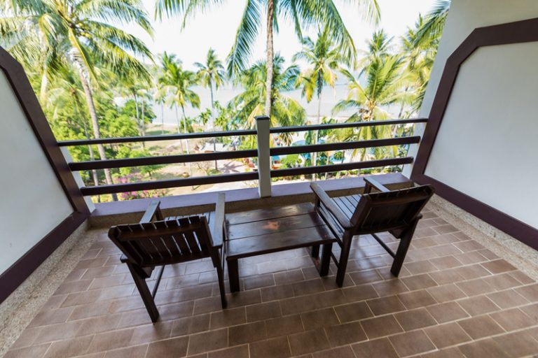 Rayong Resort : Premier Seaview Room