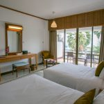 Rayong Resort : Deluxe Seaview Room – Classic Interior