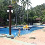 Rayong Resort : Swimming pools