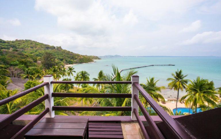 Rayong Resort : Deluxe Seaview