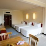 Rayong Resort : Deluxe Triple Seaview